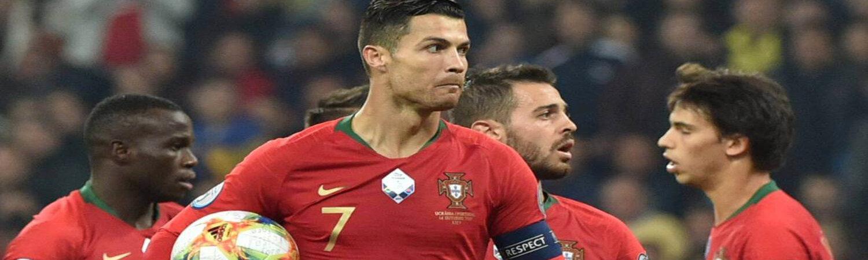 Cristiano Ronaldo para vestir nuevamente la roja